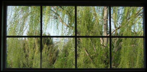 Glass Window Repair Ferntree Gully 3156 Before and After